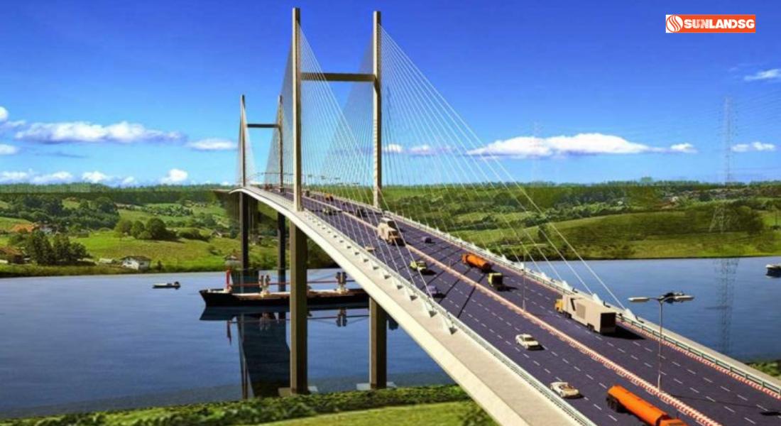 Cầu Cát Lái Từ Quận 2 Sang Đồng Nai