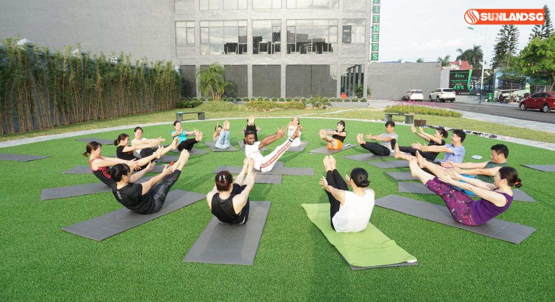 Khu Yoga
