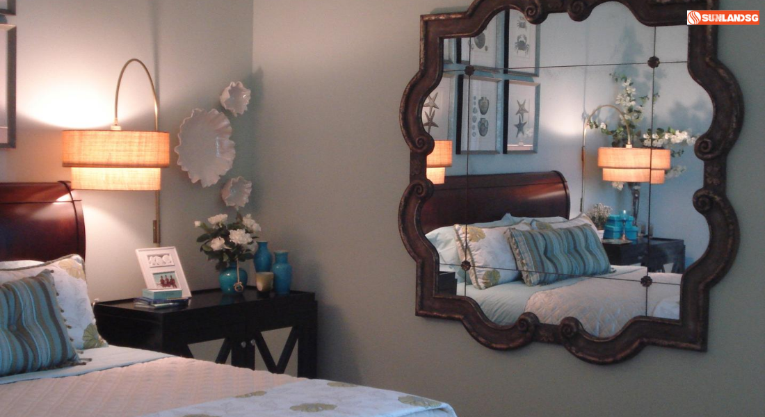 Gương Treo Phòng Ngủ