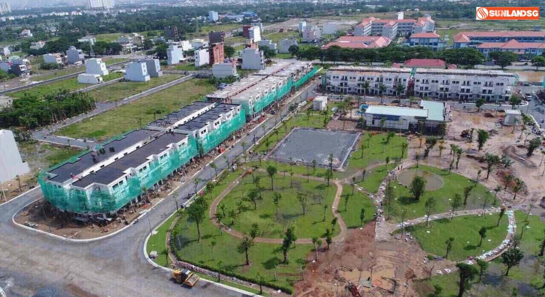 Dự Án  Lovera Park