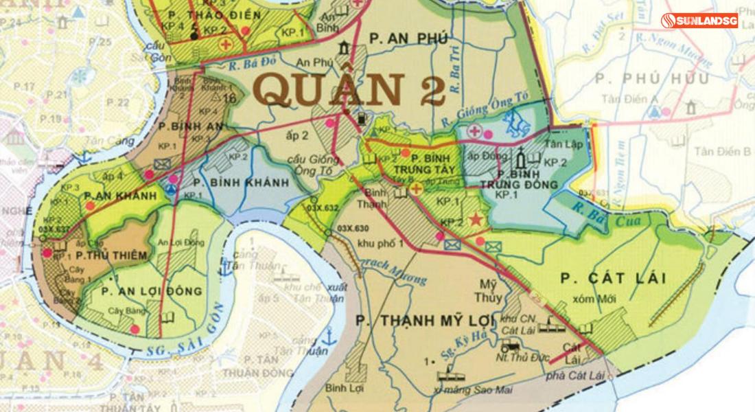 Quận 2 Thành Phố Hồ Chính Minh