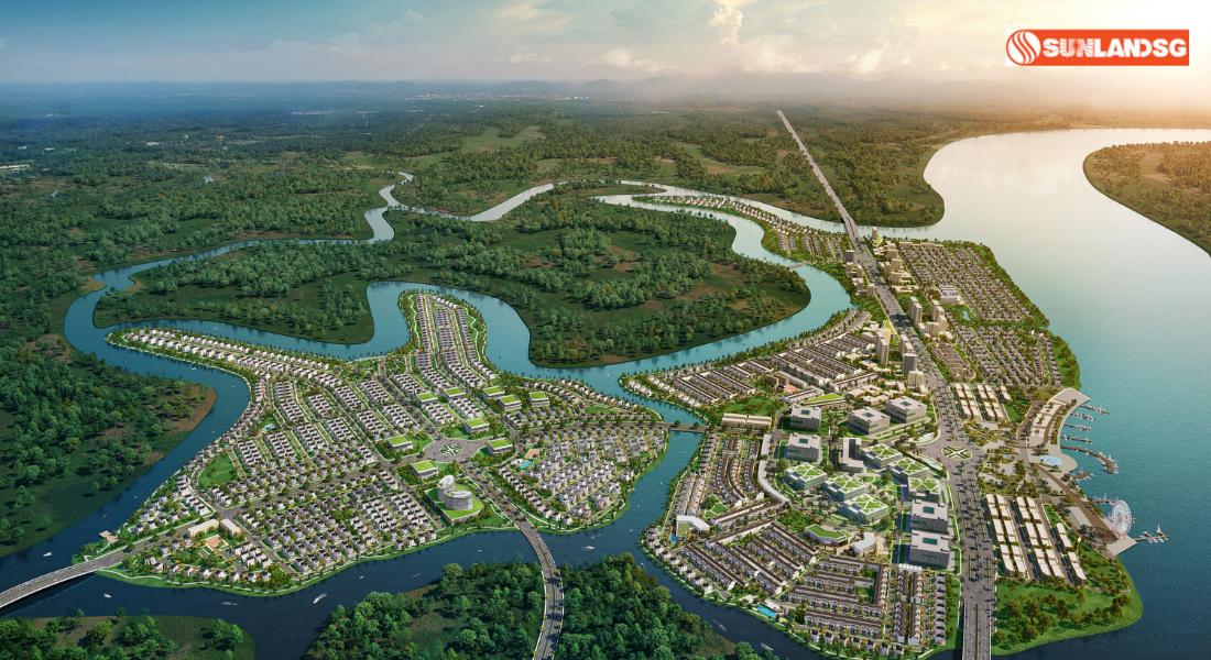 Dự Án Aqua City