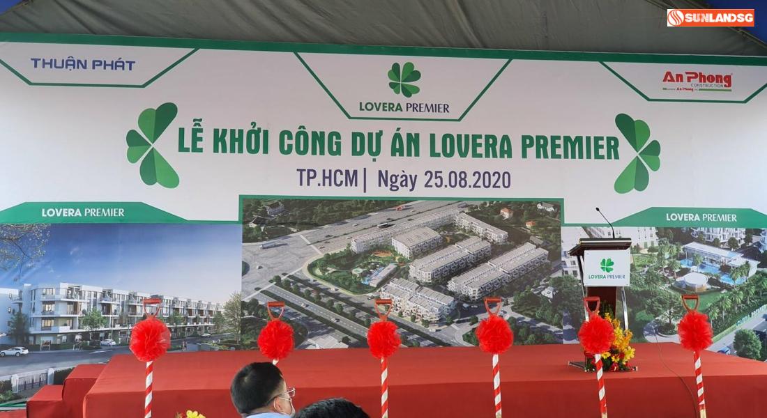 Hình Ảnh Lễ Khởi Công Dự Án Lovera Premier