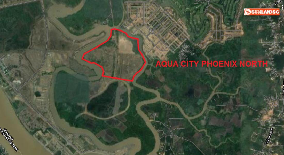 Vị Trí Aqua City Phoenix North