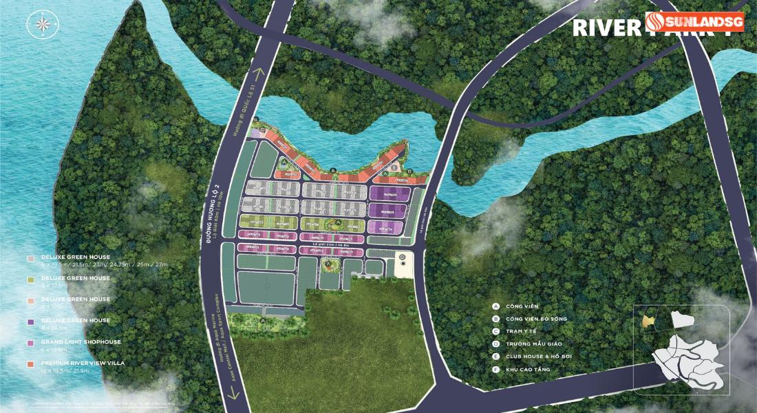Phân Khu River Park 1