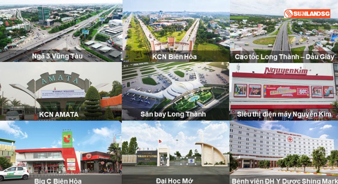 Tiện Ích Ngoại Khu Biên Hoà New City