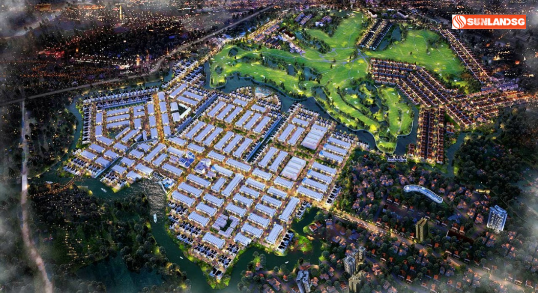 Toản Cảnh Dự Án Biên Hòa New City