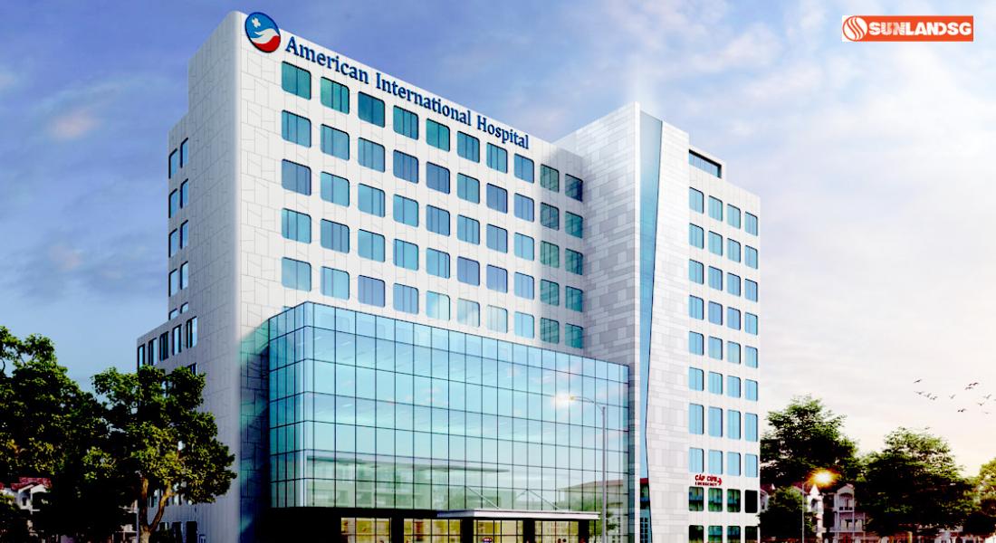 Bệnh Viện Quốc Tế Mỹ - AIH