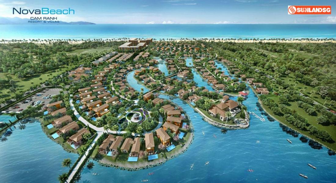 Dự án Novabeach Cam Ranh