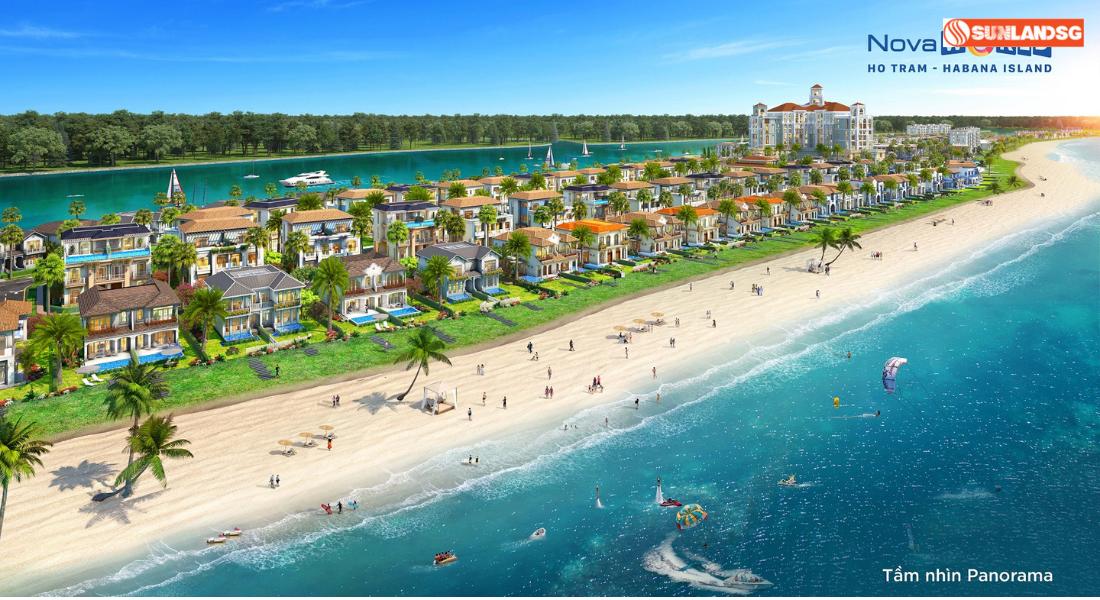 Novaworld Hồ Tràm - Habana Island