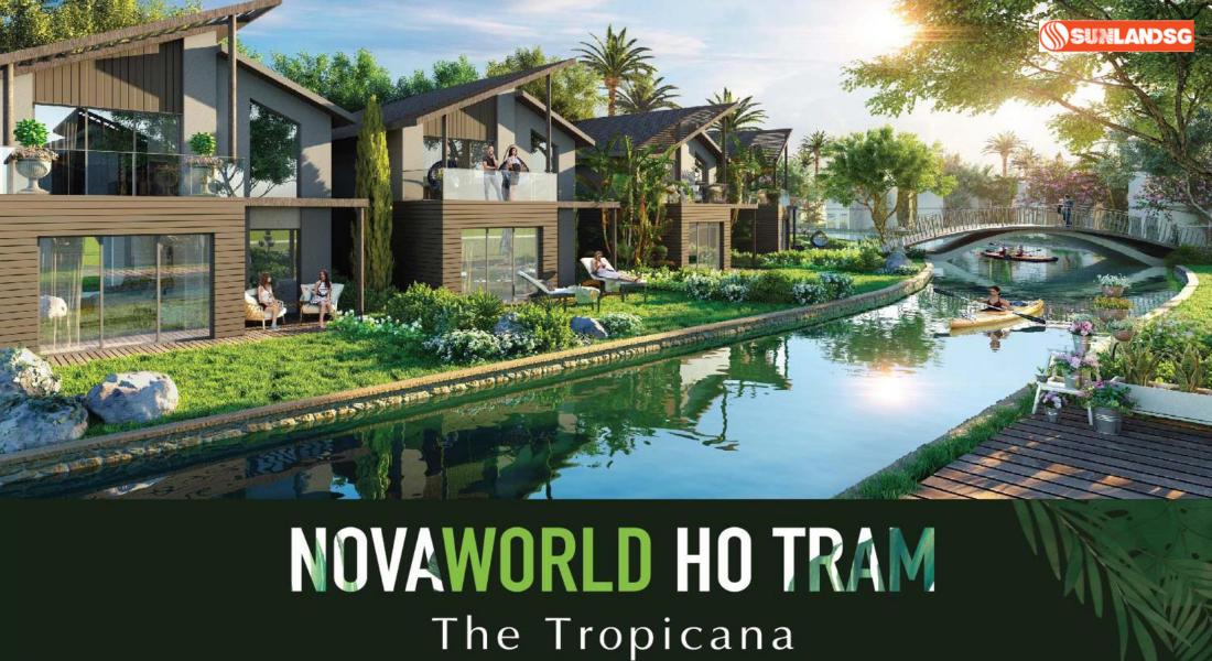 Novaworld Hồ Tràm - The Tropicana