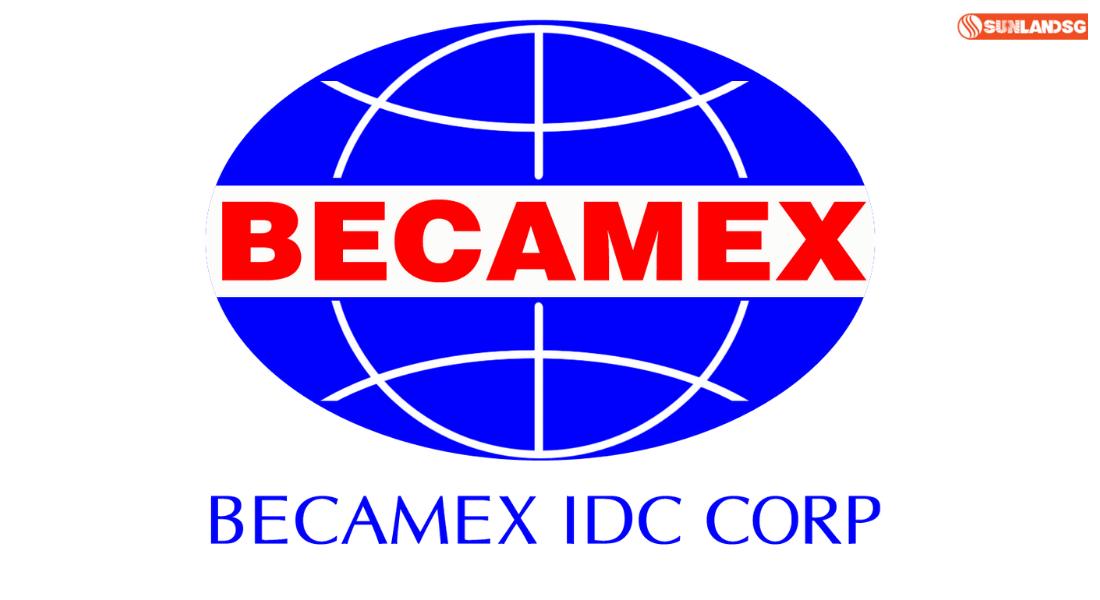 Logo Của Becamex IDC