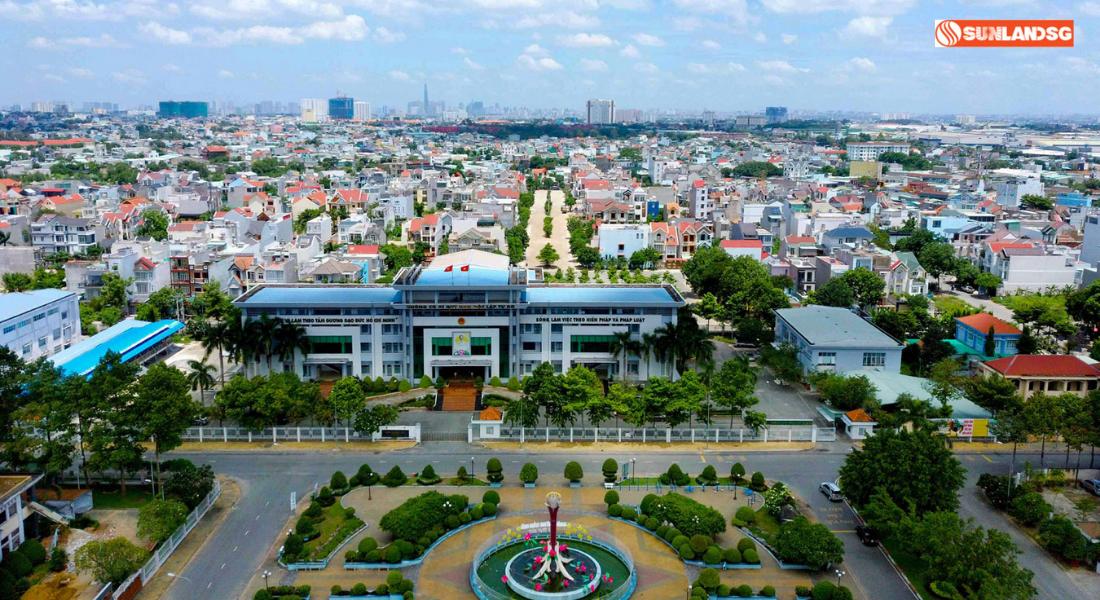 Thuận An Lên Thành Phố