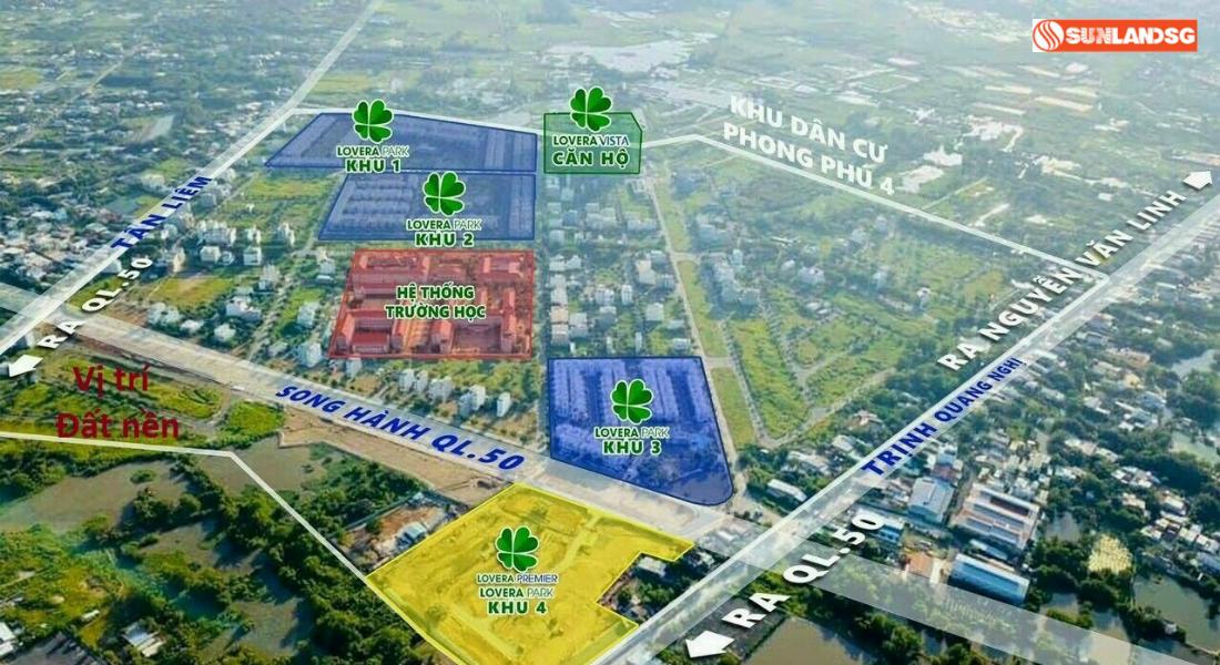 Vị Trí Khu Đất Lẻ Phong Phú 4