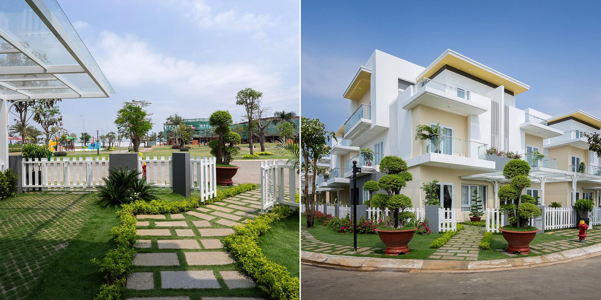 Nhà phố Melosa Khang Điền Quận 9