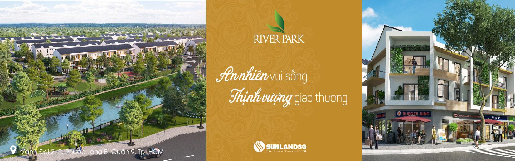 Biệt thự River Park Quận 9
