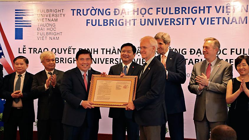 Đại học FulBright thành lập tại Quận 9