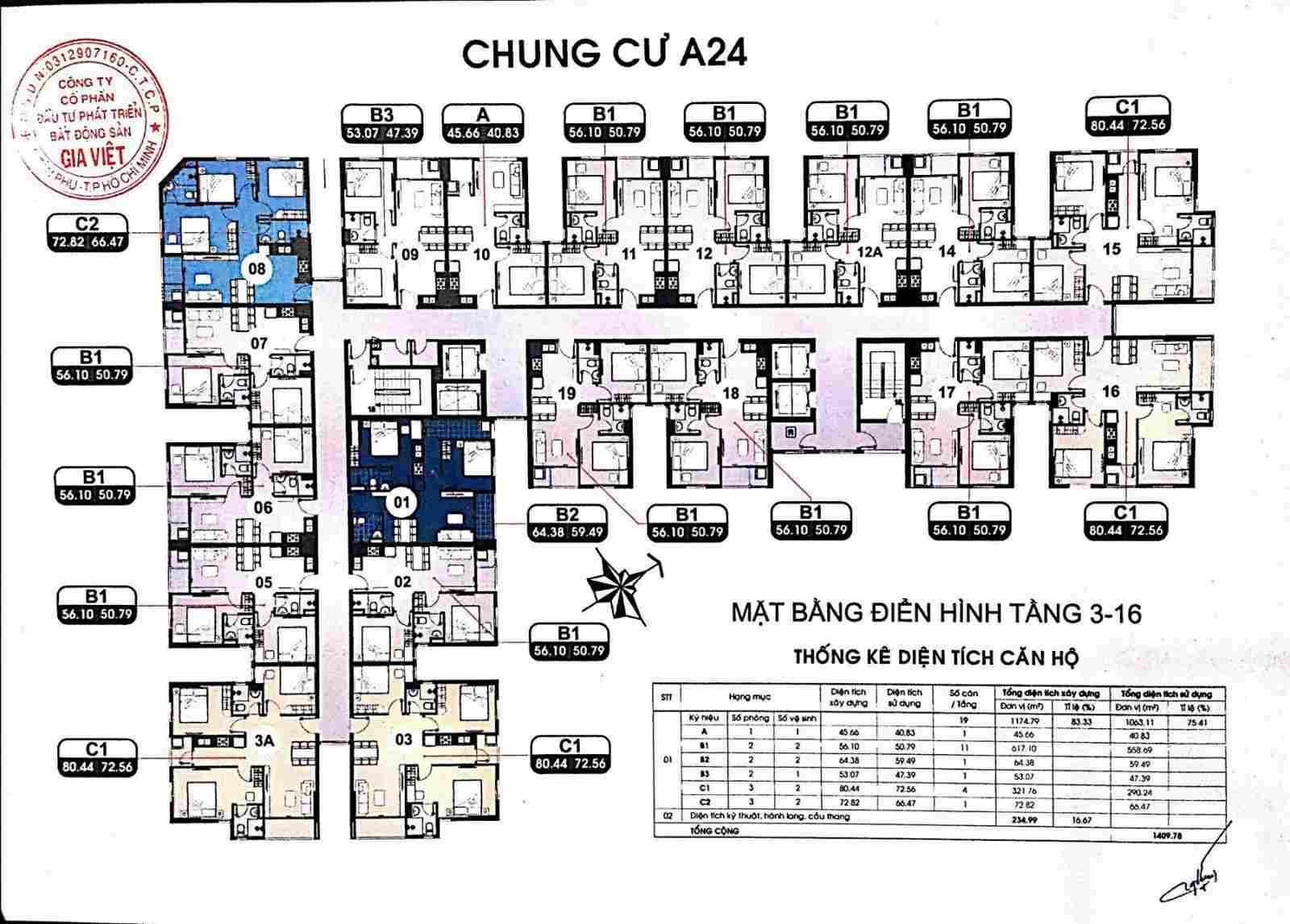 mat bang tang dynamic tower