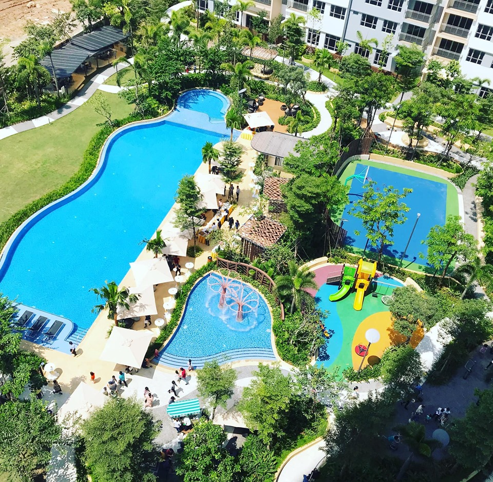 palm heights tien phuoc ban giao