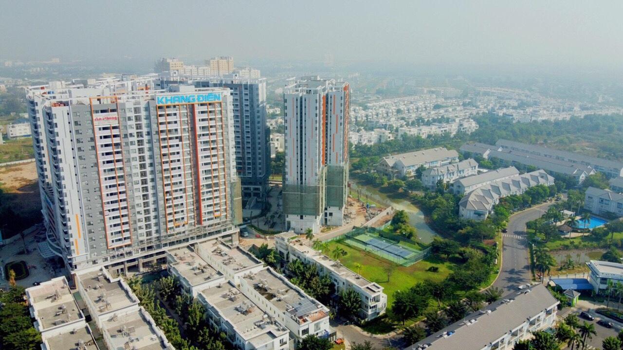 Thực tế căn hộ Safira Khang Điền Quận 9