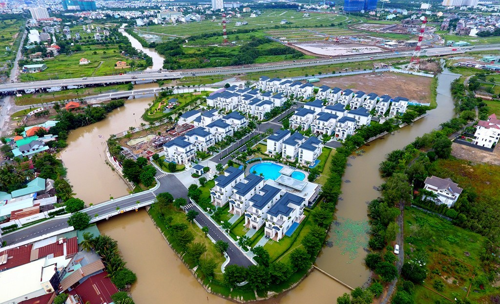 43 căn khu biệt thự The Venica bên tuyến đường cao tốc TP.HCM - Long Thành - Dầu Giây