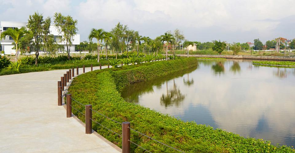 Biệt thự Lucasta - biệt thự sinh thái tại Quận 9 - Khang Điền