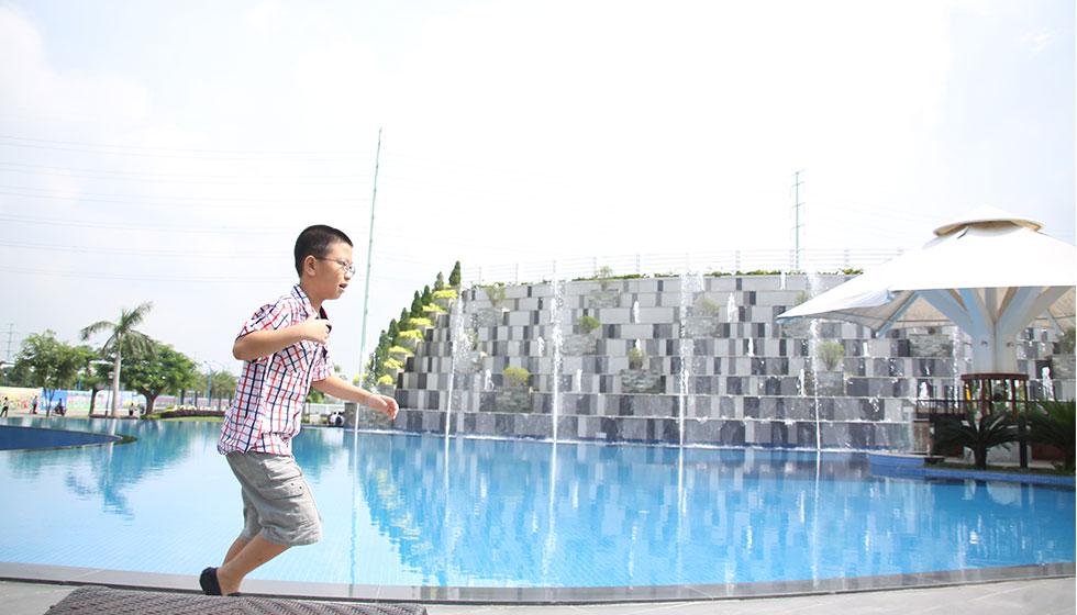 tiện ích cao cấp sẵn sàng chào đón cư dân mới tại Melosa Garden