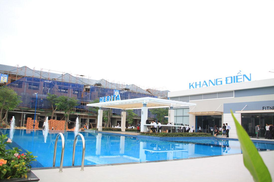hồ bơi đạt chuẩn Olympic tại Merita