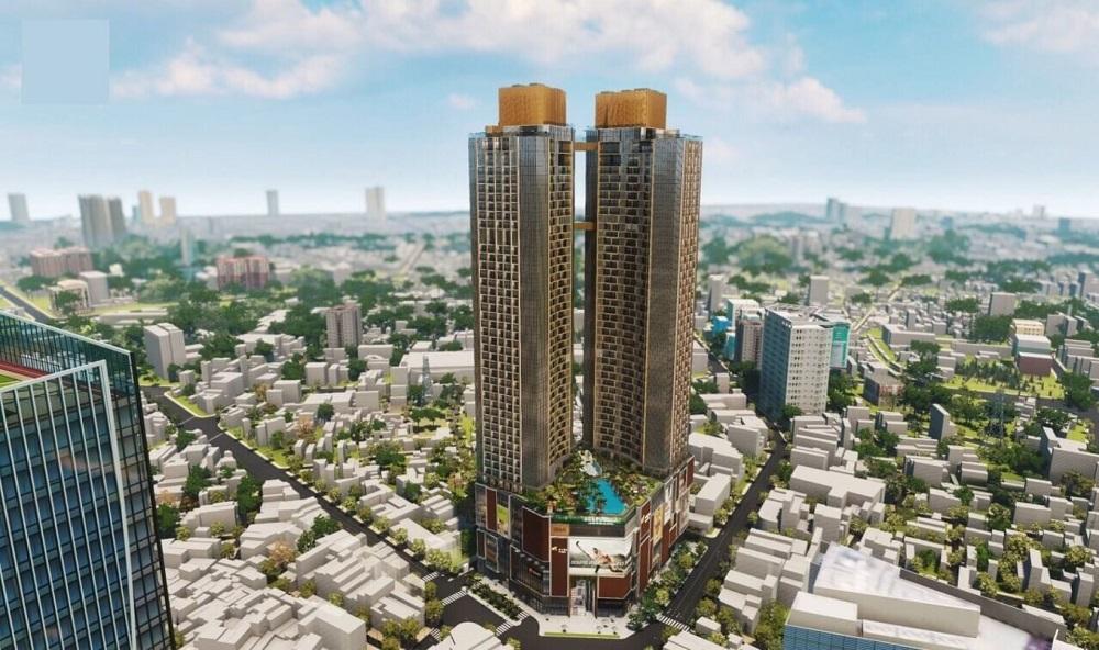 Alpha Hill Cống Quỳnh | Skyline mới của Quận 1 có gì?