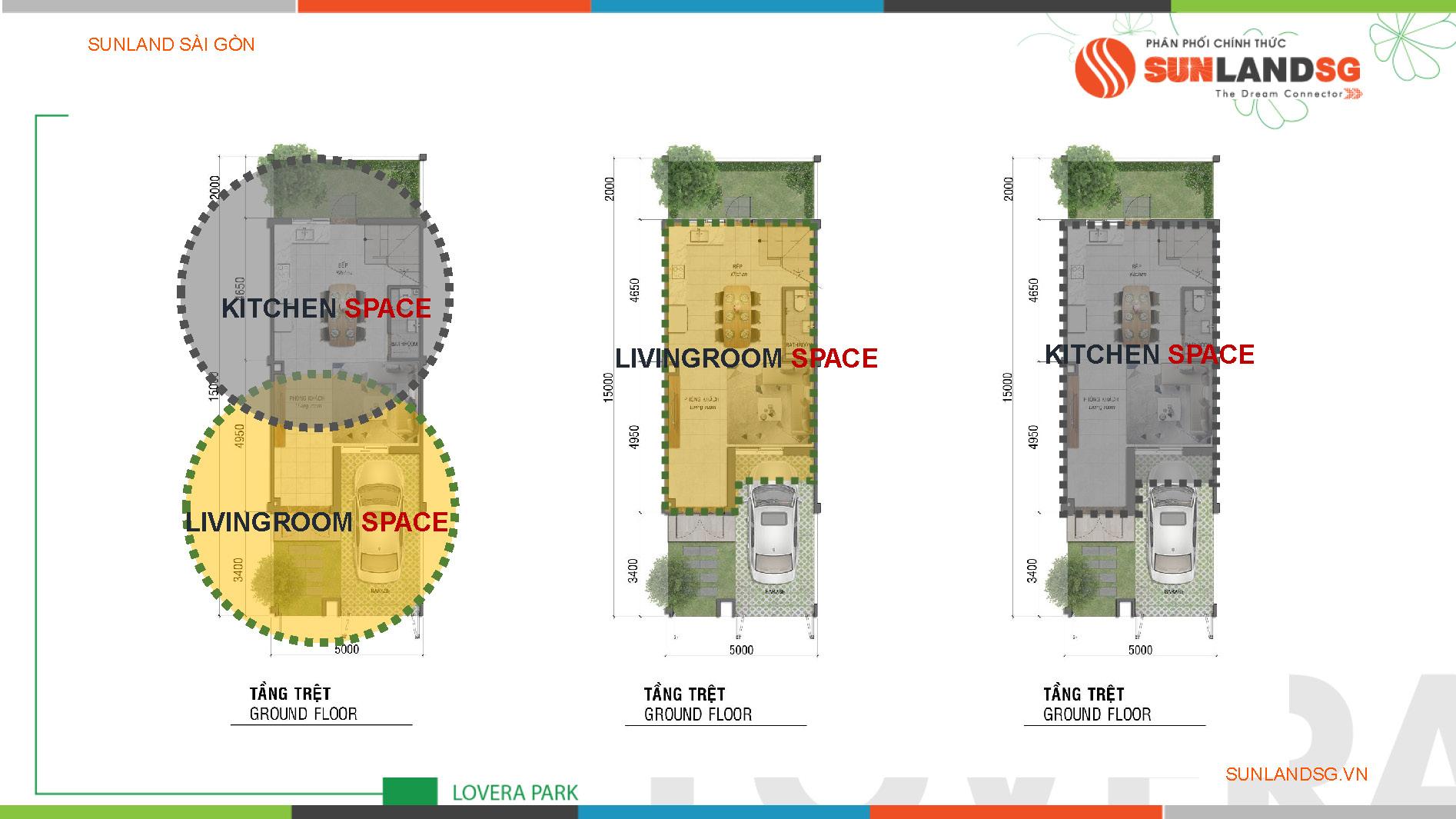 thiết kế nhà tại lovera park
