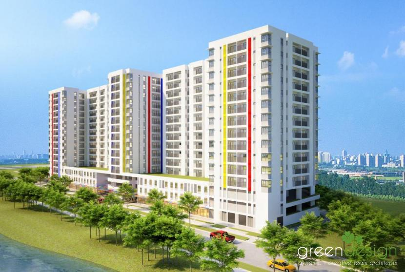 Chuyên tư vấn các dự án căn hộ hausakto ez land lãi cao tại quận 8