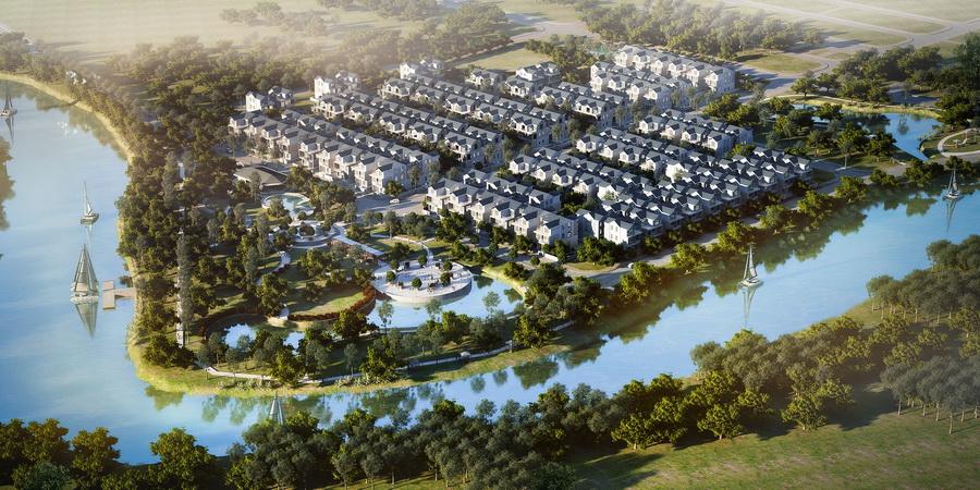 2majtw giáp sông của dự án park riverside