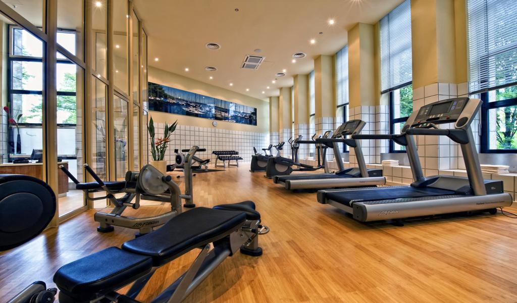Phòng tập Gym park riverside