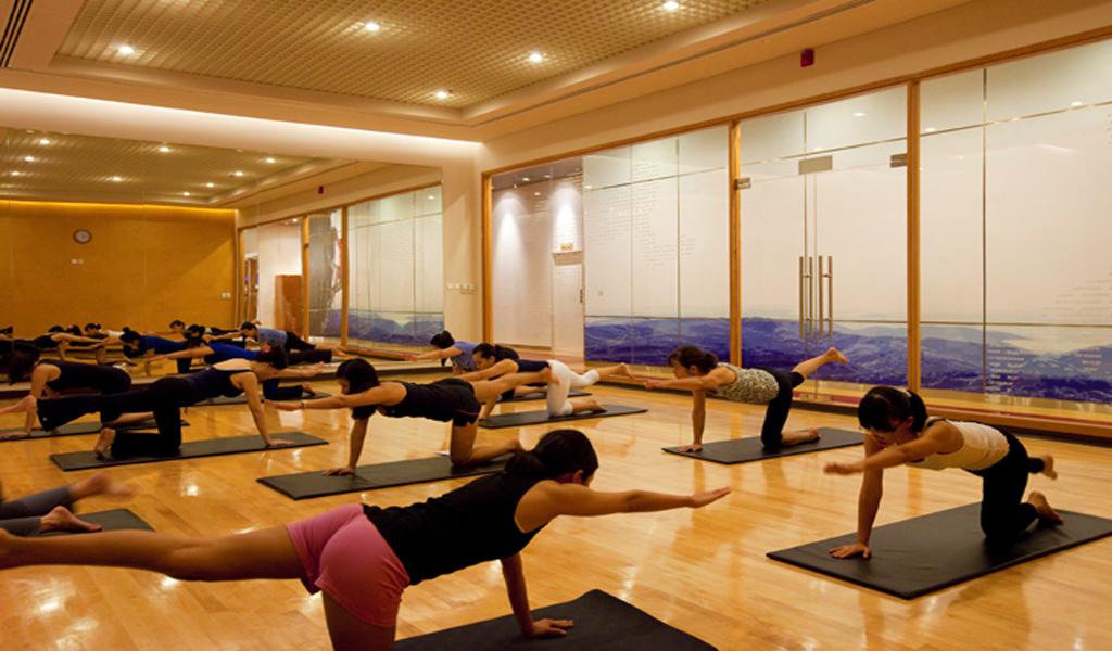 Phòng tập Gym và Yoga Park Riverside