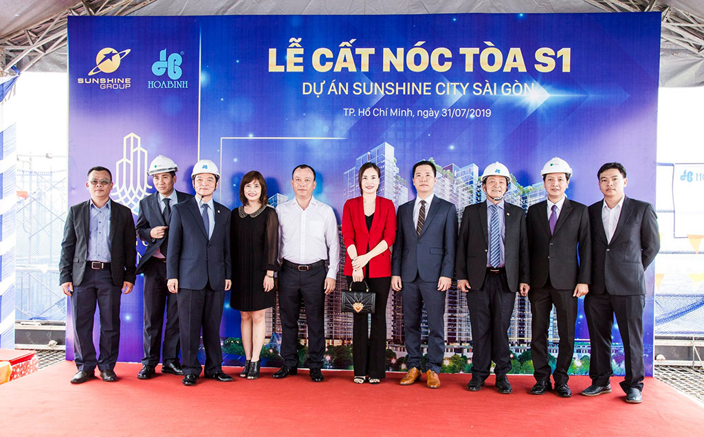 le cat noc sunshine city saigon