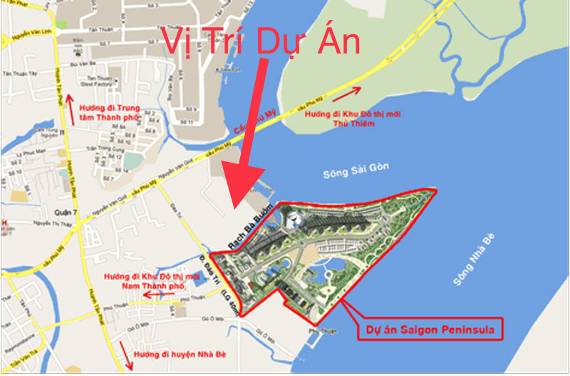 vi tri sunshine diamond river
