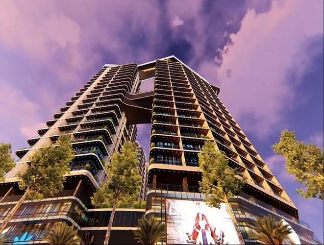 phoi canh sunshine royal sky villa