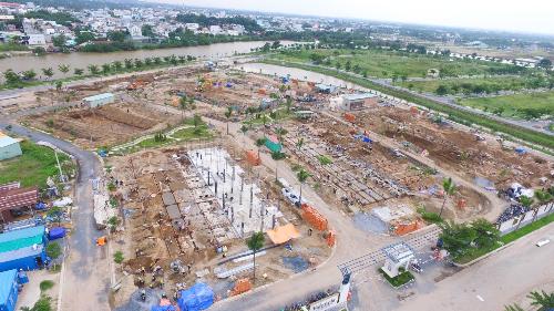 Công trình xây dựng Valencia theo công nghệ tiên tiến