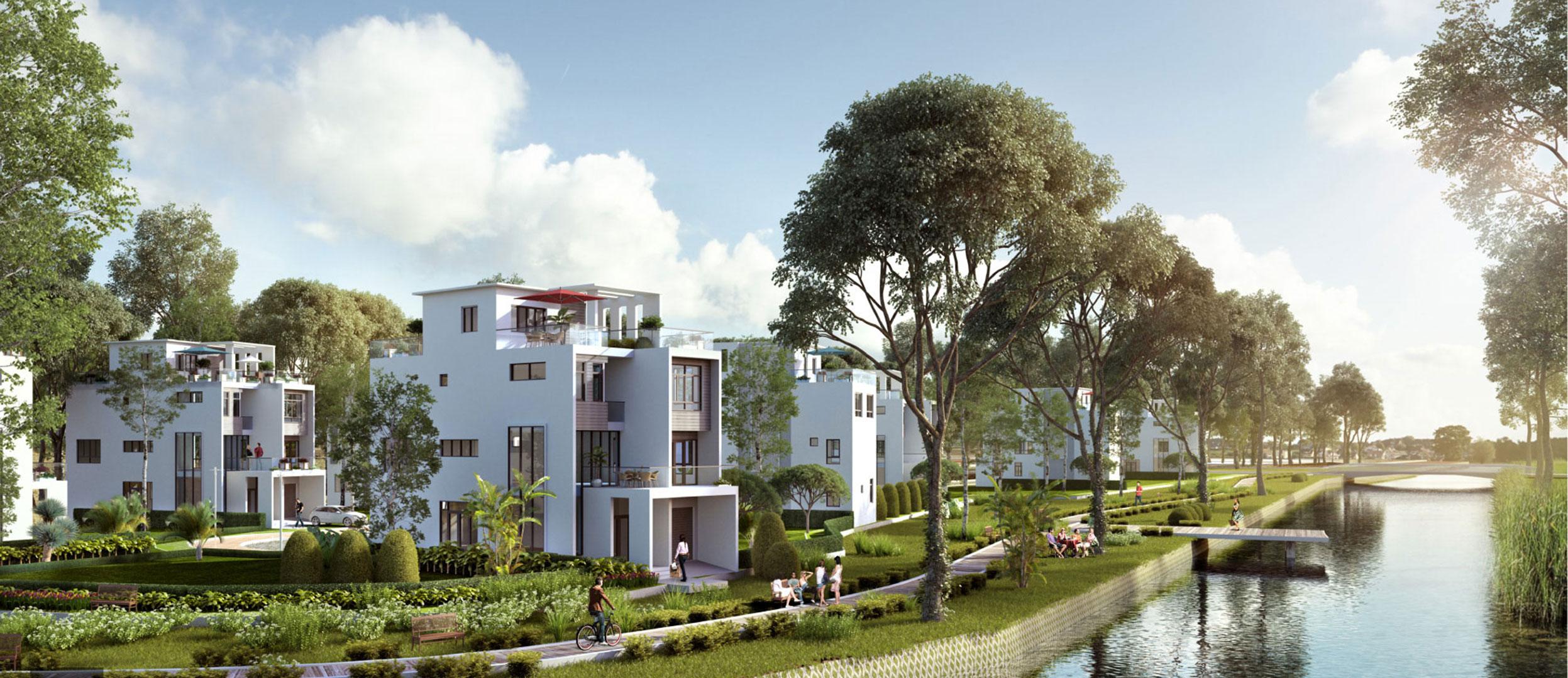 Valencia Riverside quận 9 - Tâm điểm của bất động sản 50229415
