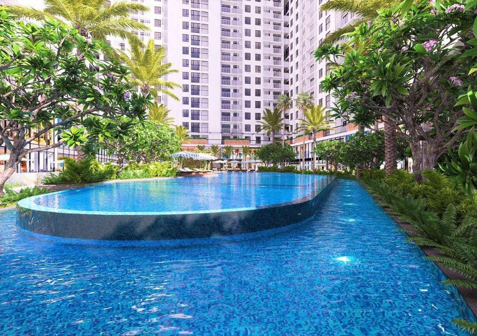 Tien ích cao cấp căn hộ Jamila Khang Điền