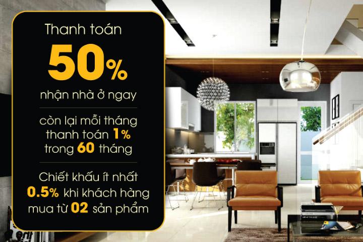 phương thức thanh toán lnh hoạt tại melosa giúp khách hàng dễ dàng sở hữu căn nhà mơ ước