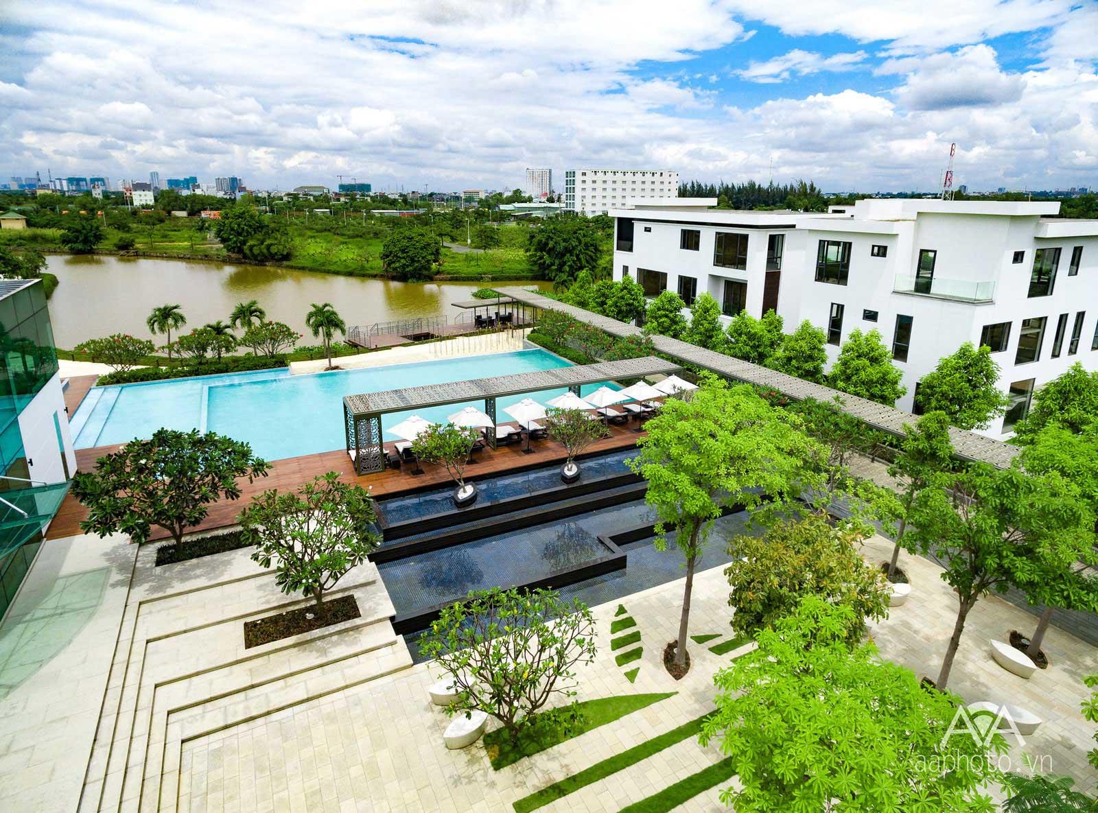 Biệt thự khang điền - lucasta villa quận 9