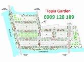 Cần bán lô đất 6x16 dự án Topia Garden, Q.9 - 0909128189