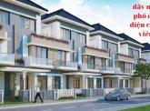 cần bán nhà phố full nội thất dự án merrita đôi diện công viên , LH: 0932402589