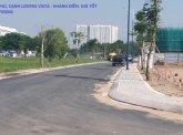 Đất nền mặt tiền đường song hành quốc lộ 50, khu dân cư Phong Phú 4, Bình Chánh. Giá 56tr/m2. Lh: 0902561411