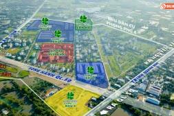 Đất nền Phong Phú 4 Bình Chánh kênh đầu tư sinh lời bền vững