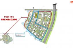 Mở Bán Phân Khu Mới The Origami Vinhomes Grand Park