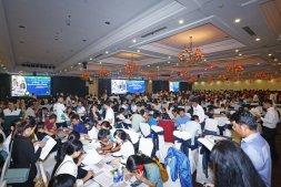 Hơn 1500 khách hàng tham gia sự kiện mở bán Block 02 mặt tiền Lovera Vista