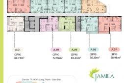 Mở bán Tháp B dự án JAMILA Khang Điền