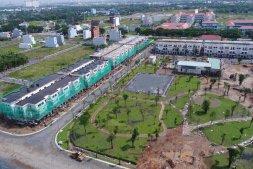 REVIEW đánh giá tiềm năng dự án nhà phố LOVERA PARK Bình Chánh